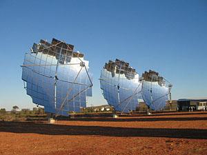 usage of solar power